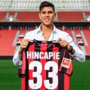 Bayer 04 verpflichtet ecuadorianischen Nationalspieler Piero Hincapie und Robert Andrich vom Ligarivalen Union Berlin