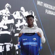 Kelvin Ofori kommt von Fortuna Düsseldorf zum SCP