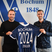 "Perfekt! ""Zolli"" bleibt bis 2024 Bochumer"