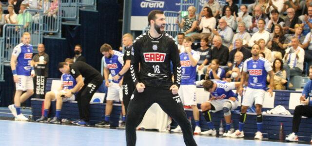 Vierter Sieg im vierten Spiel – Gummersbach gewinnt auch beim TV Großwallstadt deutlich