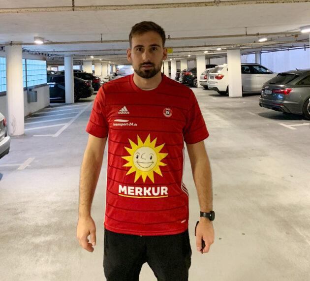 Luka Mrakovčić verstärkt den TuS N-Lübbecke