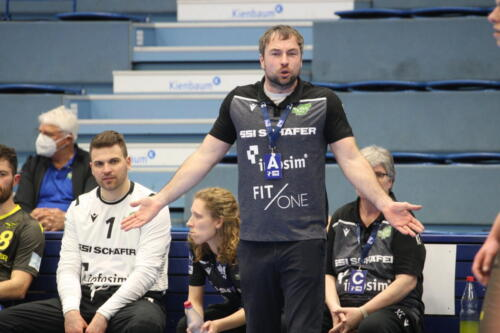 VFL Gummersbach - Rimparer Wölfe (21.04.2021)