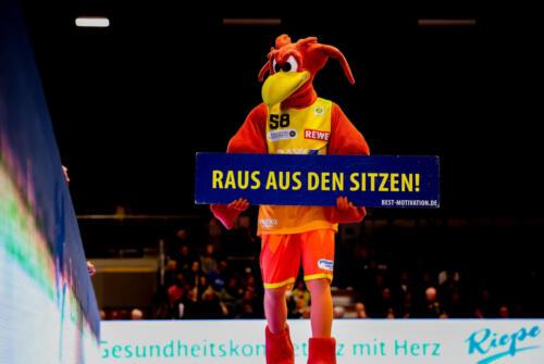 Phoenix Hagen - PSK Lions (09.10.2021)