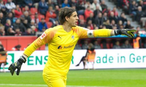 Bayer 04 Leverkusen - Borussia Mönchengladbach (02.11.2019)