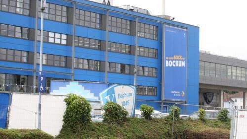 VFL Bochum Trainingseindrücke