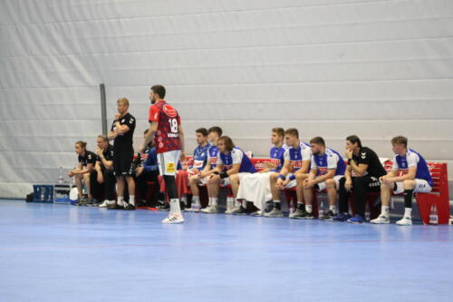 VFL Gummersbach - TSV Hannover Burgdorf