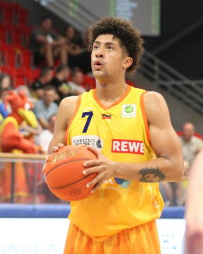 Basketball REWE Cup Hagen - Giessen