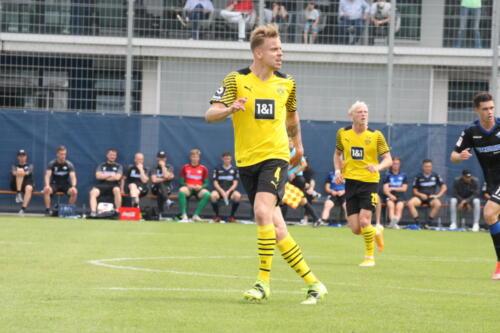 Fußball Testspiel SC Paderborn - BVB U23