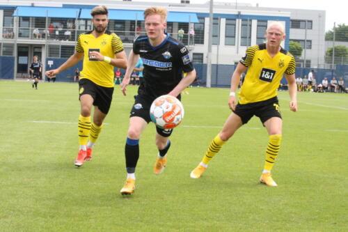 SC Paderborn - Borussia Dortmund U23 (04.07.2021)